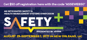An Integrated Safety & Health Management Systems Symposium